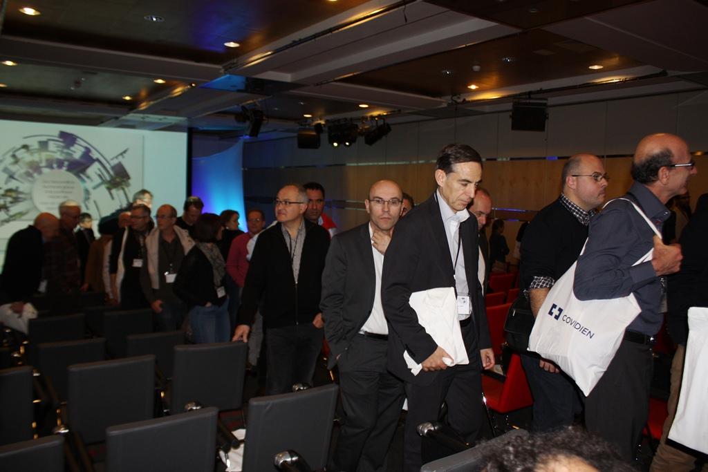 Les participants repartent avec leur livre
